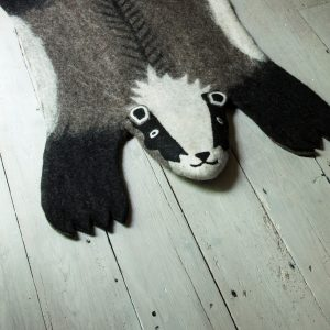 Vloerkleed Billie de Das van Sew Heart Felt - My Little Carpet