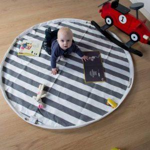 Speelmat/Opbergzak van Childhome - My Little Carpet