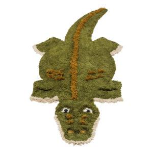 Vloerkleed Chris De Krokodil van KidsDepot- My Little Carpet