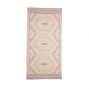 Vloerkleed Comby Grijs van KidsDepot- My Little Carpet
