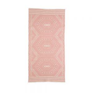 Vloerkleed Comby Roze van KidsDepot- My Little Carpet