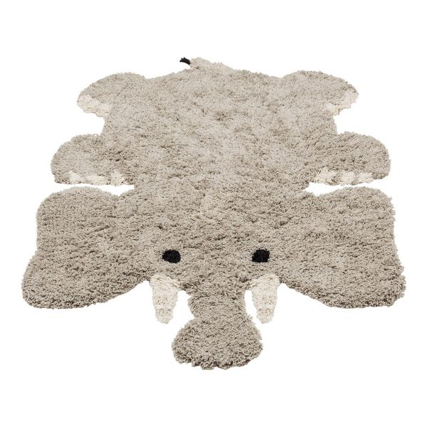 Vloerkleed Eric De Olifant van KidsDepot - My Little Carpet
