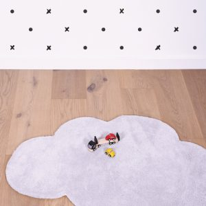 Vloerkleed Wolk Grijs H0346 van Lilipinso - My Little Carpet