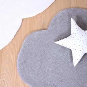 Vloerkleed Wolk Donker Grijs H0347 van Lilipinso - My Little Carpet