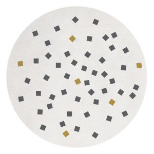 Vloerkleed Rond Enchanted H0511 van Lilipinso - My Little Carpet