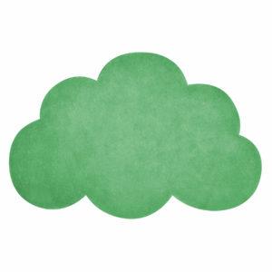 Vloerkleed Wolk Leger Groen H0514 van Lilipinso - My Little Carpet