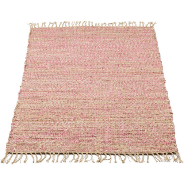 Vloerkleed Jute Roze van KidsDepot- My Little Carpet