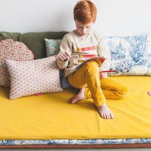 Playmat The Buddha Sat Down van ByAlex - My Little Carpet