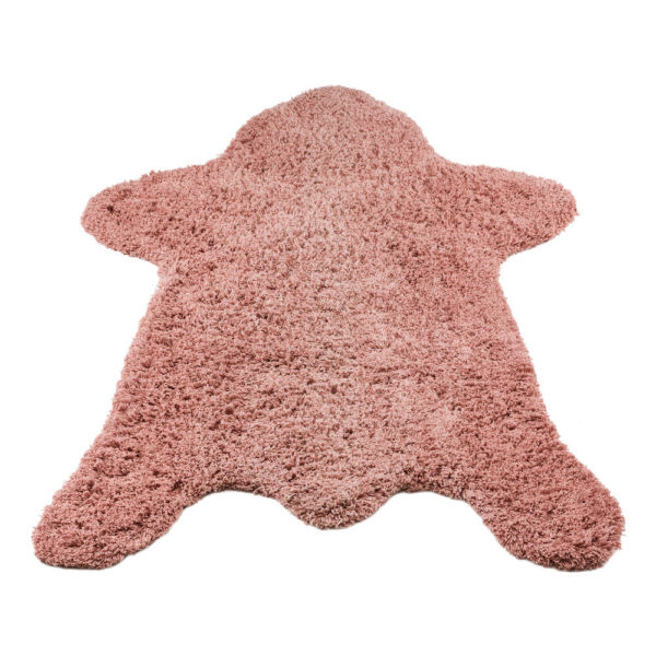 Vloerkleed Beer Roze van KidsDepot- My Little Carpet