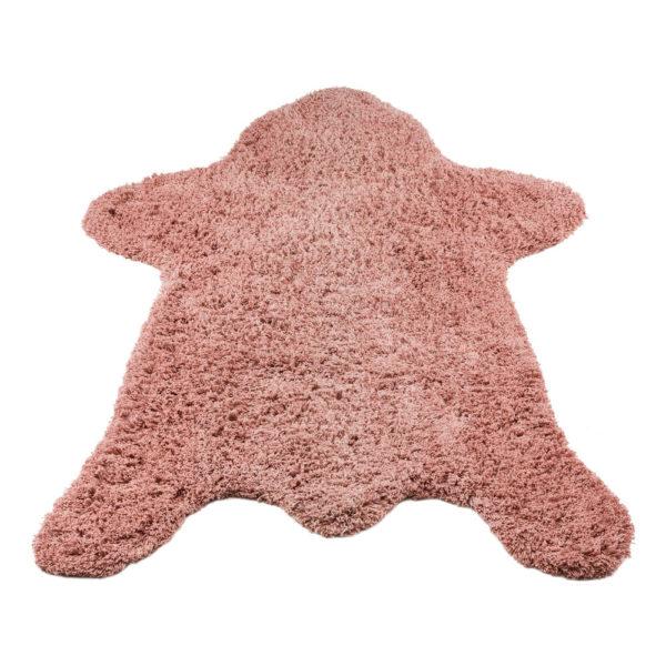 Vloerkleed Beer Roze van KidsDepot- My Little Carpet