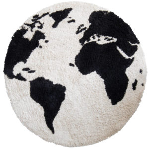 Vloerkleed El Mundo van KidsDepot- My Little Carpet