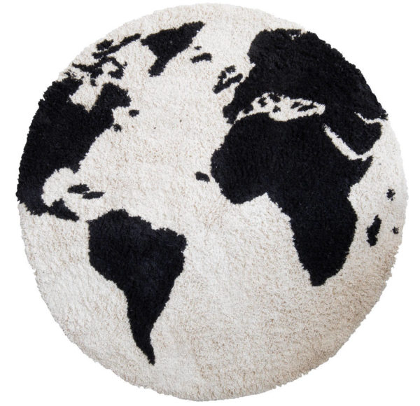 Vloerkleed El Mundo van KidsDepot- My Little Carpet