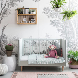 Vloerkleed Fringes van KidsDepot- My Little Carpet