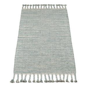 Vloerkleed Fringes Groen van KidsDepot- My Little Carpet
