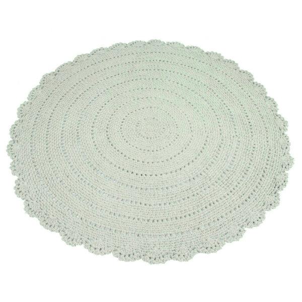 Vloerkleed Roundy Taupe van KidsDepot- My Little Carpet