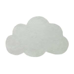 Vloerkleed Wolk Zacht Grijs H0347 van Lilipinso - My Little Carpet