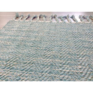 Vloerkleed Fringes Groen van KidsDepot- My Little Carpet