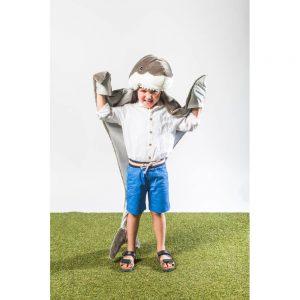 Vloerkleed / Vermomming Haai van Wild and Soft - My Little Carpet
