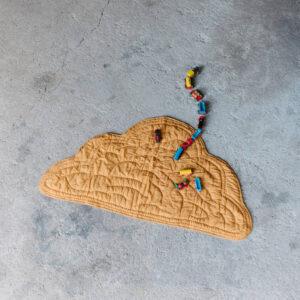 Wandkleed/Speelkleed On A Cloud van House Of Rym - My Little Carpet