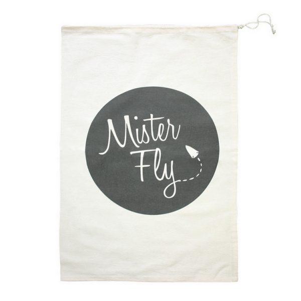 Handige opbergtas voor speelkleed van Mister Fly - My Little Carpet