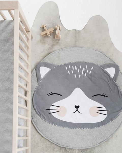Playmat Cat van Mister Fly - My Little Carpet
