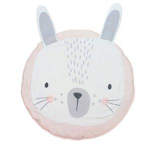 Speelkleed Pink Bunny van Mister Fly - My Little Carpet