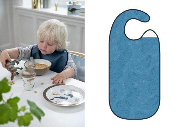 Slab Dino blauw van Sebra - My Little Carpet