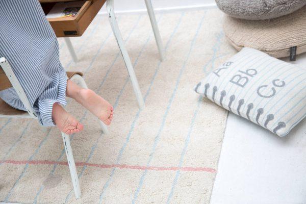Vloerkleed Notebook van Lorena Canals - My Little Carpet