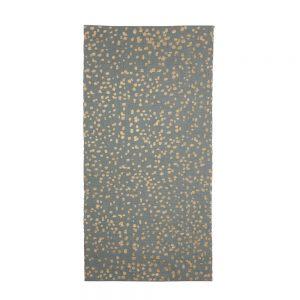 Vloerkleed Dottie Seagreen van KidsDepot - My Little Carpet