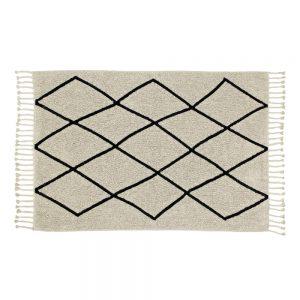 Vloerkleed Bereber Beige van Lorena Canals - My Little Carpet