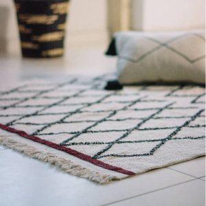 Vloerkleed Bereber CrissCross van Lorena Canals - My Little Carpet