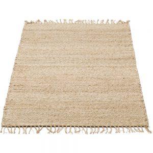 Vloerkleed Jute Naturel van KidsDepot - My Little Carpet