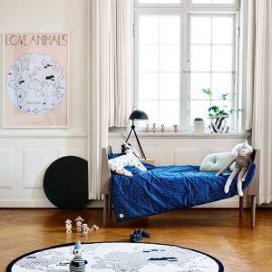 Vloerkleed Wereld van OYOY - My Little Carpet