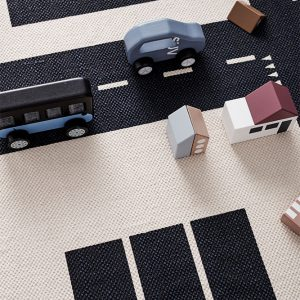 Vloerkleed Aiden Cars van Kids Concept - My Little Carpet