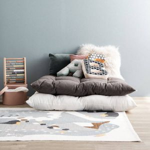 Vloerkleed Neo Stone Age van Kids Concept - My Little Carpet