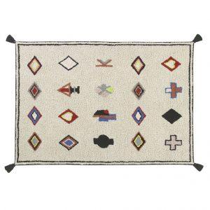 Vloerkleed Naador van Lorena Canals - My Little Carpet