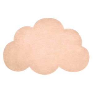 Vloerkleed Wolk Abrikoos Roze H0519 van Lilipinso - My Little Carpet