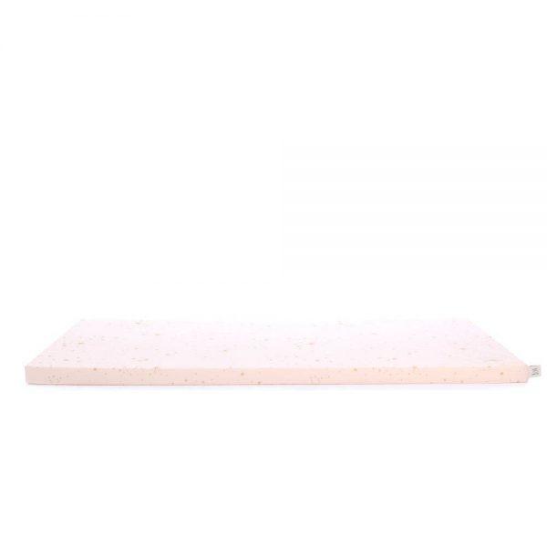 Speelmatras St. Barth – Gold Stella Dream Pink van Nobodinoz - My Little Carpet