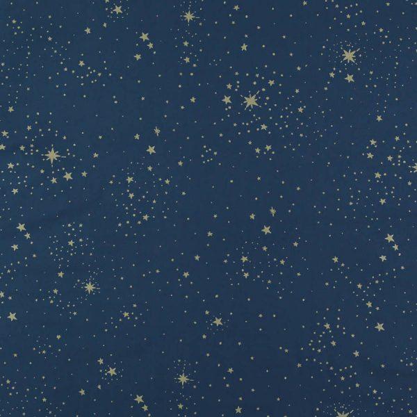 Speelmatras – Gold Stella Night Blue van Nobodinoz - My Little Carpet