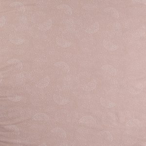 Speelmatras St. Barth – White Bubble Misty Pink van Nobodinoz - My Little Carpet