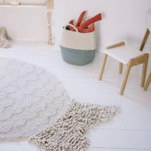 Vloerkleed Big Fish van Lorena Canals - My Little Carpet
