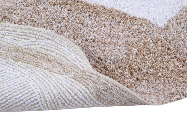 Vloerkleed Cotton Flower van Lorena Canals - My Little Carpet