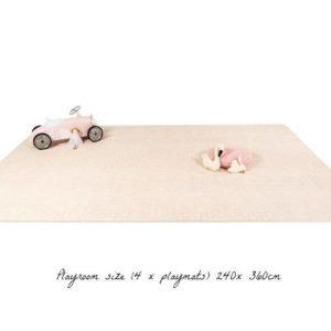 Speelmat Persian Blossom van Toddlekind - My Little Carpet