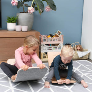 Speelmat Nordic Pebble van Toddlekind - My Little Carpet
