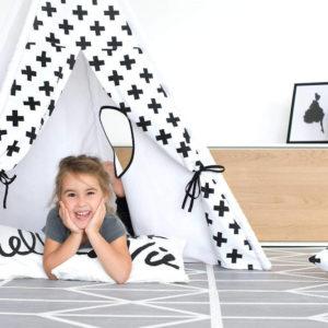 Speelmat Nordic Pebble van Toddlekind - My Little Carpet