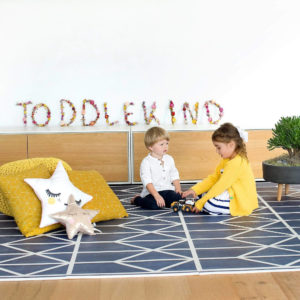 Speelmat Nordic Petroleum van Toddlekind - My Little Carpet