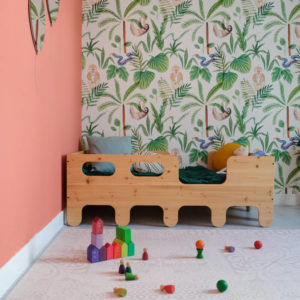 Speelmat Persian Sand van Toddlekind - My Little Carpet