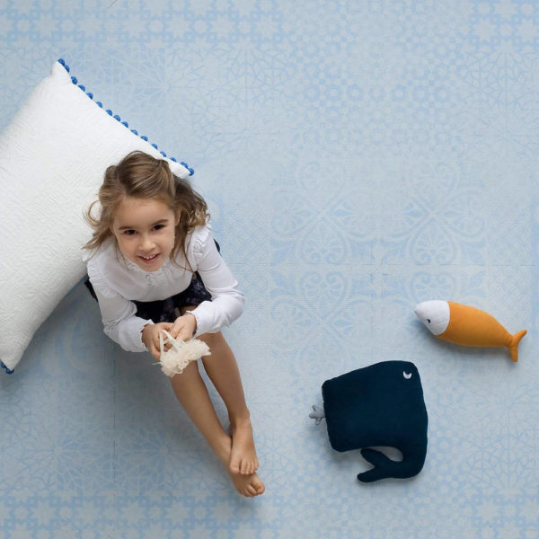 Speelmat Persian Sea Spray van Toddlekind - My Little Carpet