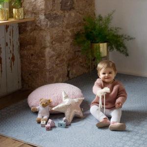 Speelmat Persian Smoke van Toddlekind - My Little Carpet