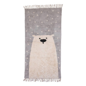 Vloerkleed Bear-Beer van Tapis Petit - My Little Carpet